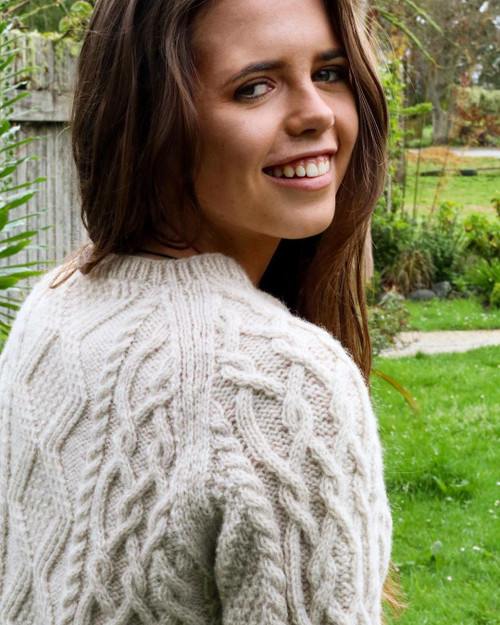 Touch McKenzie Country Sweater