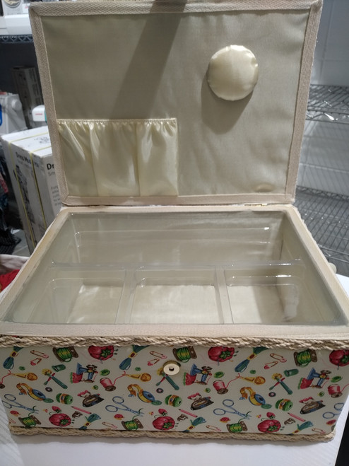 Sullivans: Sewing Box