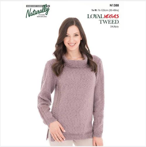 Naturally Loyal Vegas Tweed N1388