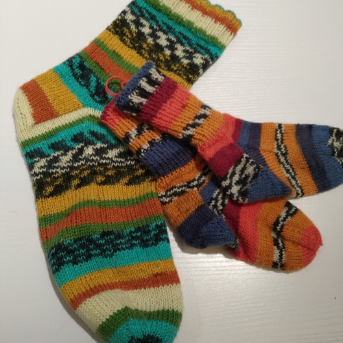 NEXT STEP KNITTING - SOCKS
