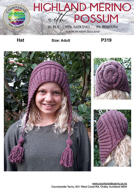 Countrywide: Highland Merino Hat