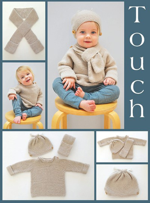 Touch yarn: Quick and Easy Kids' Set