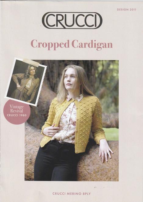 Crucci: Cropped Cardigan (2011)
