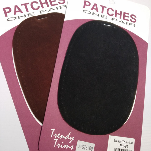 Trendy Elbow Patches