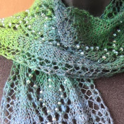NEXT STEP KNITTING - LACE KNITTING TECHNIQUES