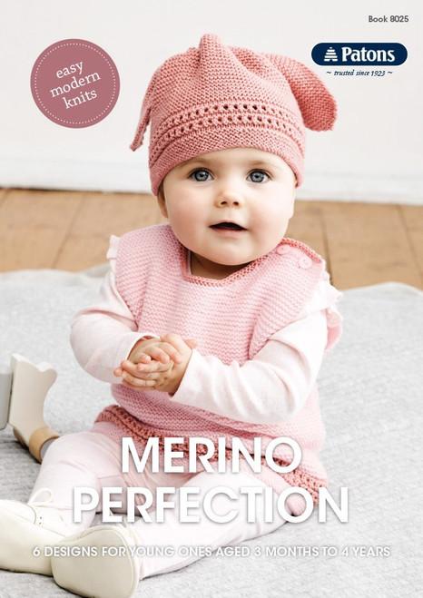 Patons Merino Perfection 8025