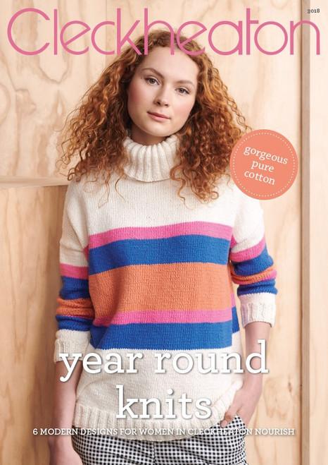 Cleckheaton: Year Round knits