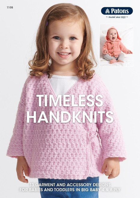 Patons: Timeless Hand Knits