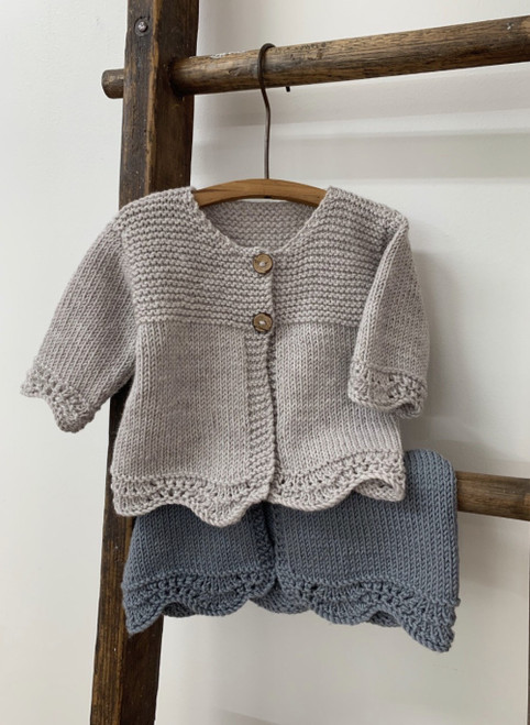 Touch Yarns: Millie Cardigan