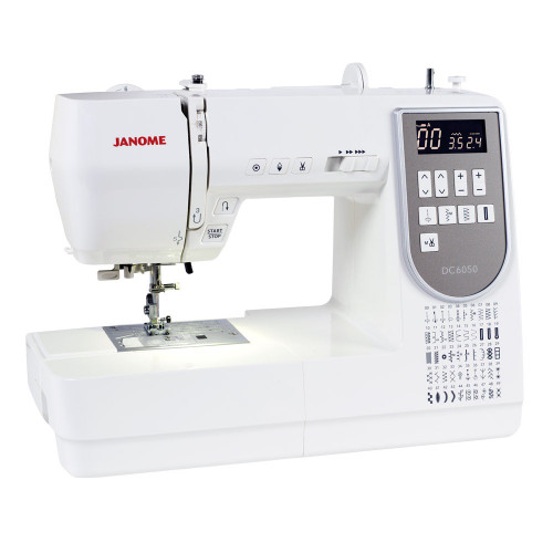 Janome DC6050