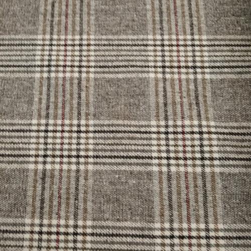 Dress Fabric: Wool Check - SALE