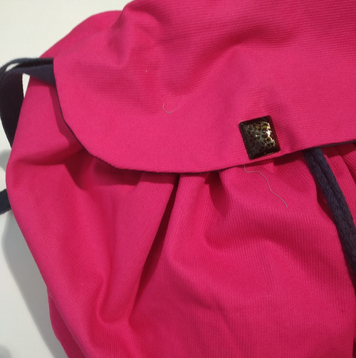 SEWING: NEXT STEP - MAKE A BACKPACK (9 years old+)