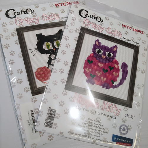 Craftco: Crazy Cats