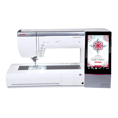 Janome Memory Craft MC15000 Quiltmaker
