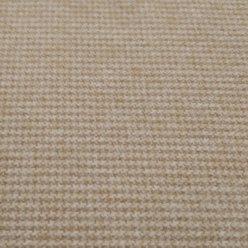 Dress Fabric: Camel Houndstooth