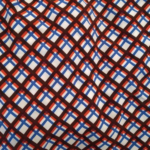 Dress Fabric: Check