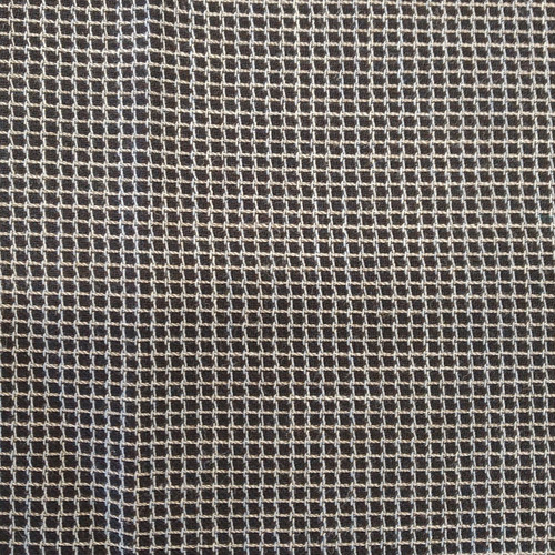 Dress Fabric: Check Weave