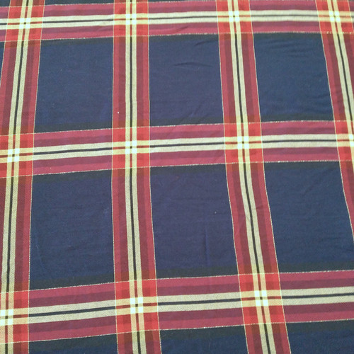 Dress Fabric: Smart and Sparkle Check