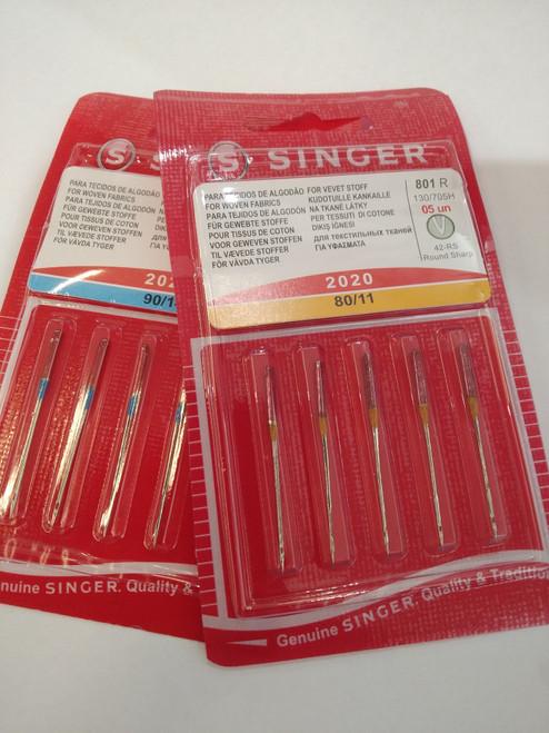 Singer: Universal Needles
