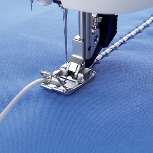 Pfaff Couching/Braiding foot with IDT