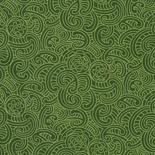 Kiwiana: Ponga Koru Green 102