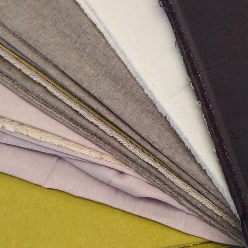 Dress Fabric: Essex Linen/Cotton
