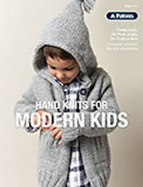 Patons: Hand knits for Modern Kids