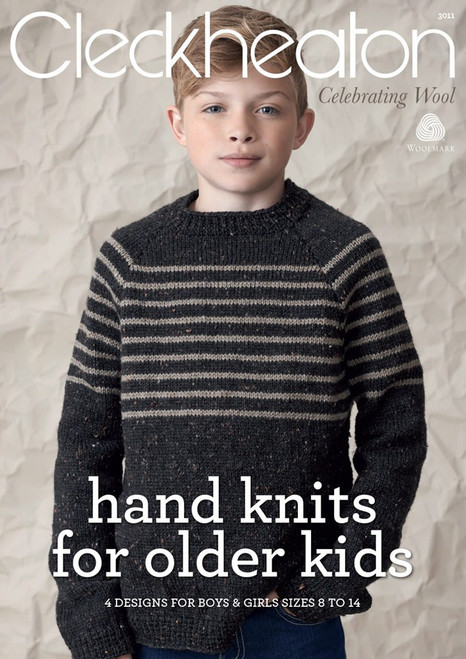 Cleckheaton: Hand knits for older kids