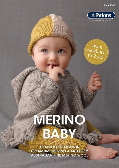 Patons: Merino Baby 1106