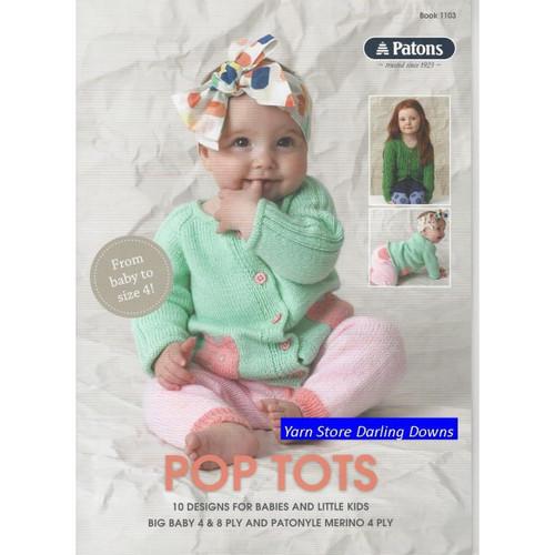Patons: Pop Tots 1103