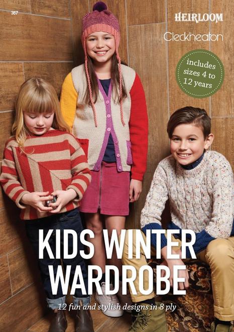 Heirloom/Cleckheaton: Kids Winter wardrobe