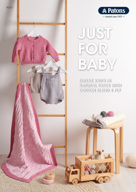 Patons: Just for baby