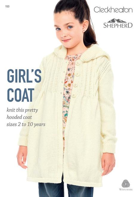 Cleckheaton/Shepherd: Girls Coat