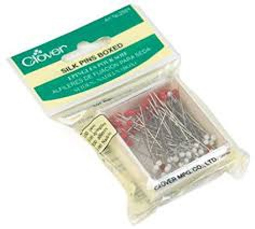 Clover Silk Pins (Boxed)
