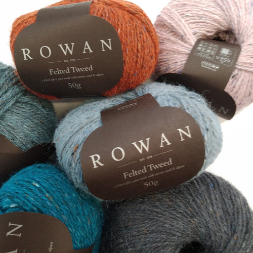 Rowan Yarns Felted Tweed 8ply