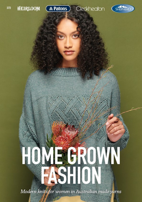 Heirloom/Patons/Cleckheaton: Home Grown Fashion