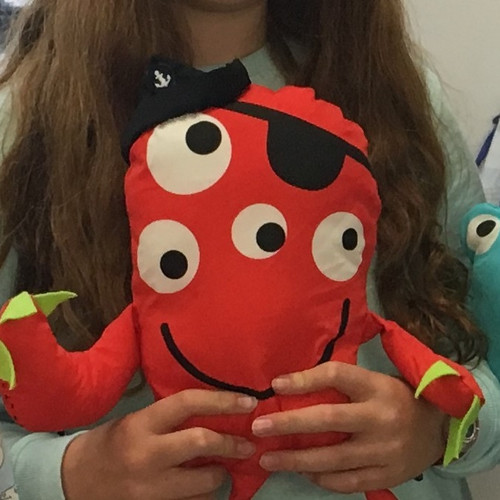 NEXT STEP SEWING - MAKE A MONSTER (9 years old+)