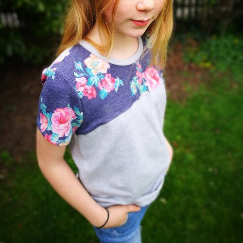 NEXT STEP SEWING - MAKE A TEE SHIRT (9 years old+)