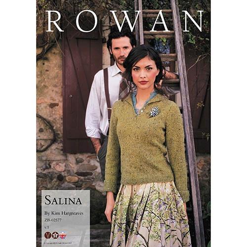 Rowan Yarns: Salina