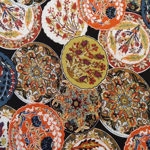 Dress Fabric: Millennium