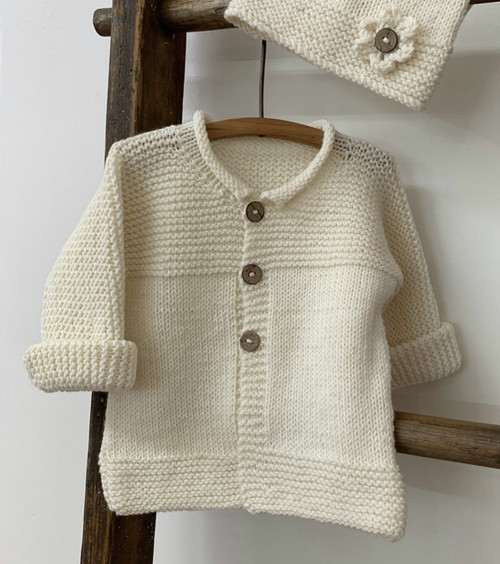 Touch Yarns: Jessie Jacket and Hat
