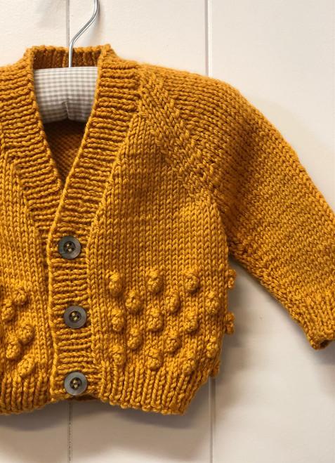 Touch Yarns: December V Neck Cardigan