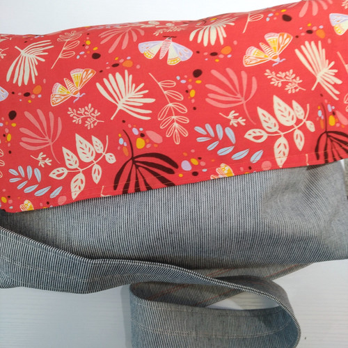 SEWING: NEXT STEP – MAKE A MESSENGER BAG (9 years old+)