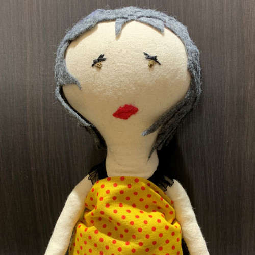 SEWING: NEXT STEP – MAKE A RAG DOLL (9 years old+)