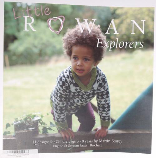 Rowan: Little Rowan Explorers