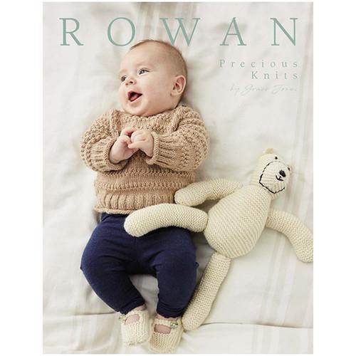 Rowan Yarns: Baby Cashsoft collection - 12 designs