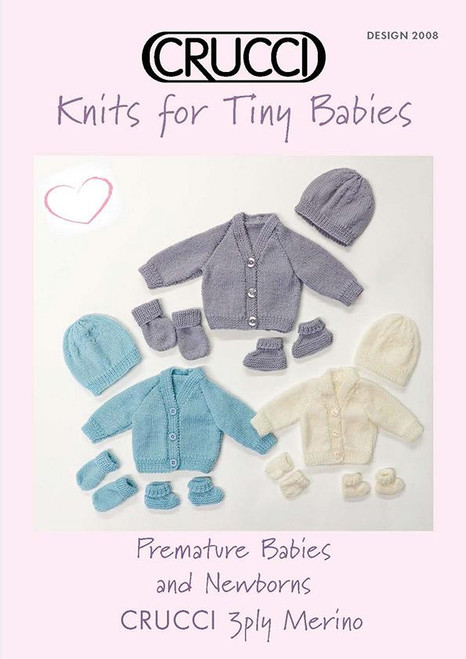 Crucci: Knits for Tiny babies