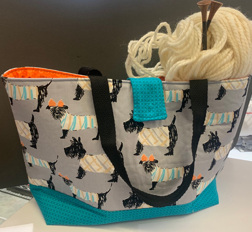 SEWING - BEGINNERS PLUS: SEW A CRAFT BAG