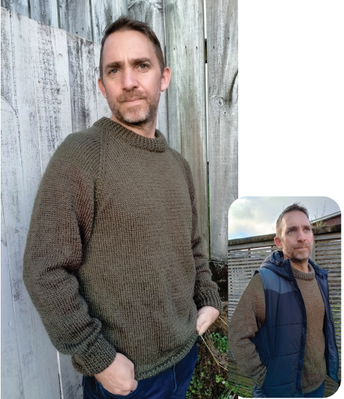 Countrywide: Mens Jumper P345