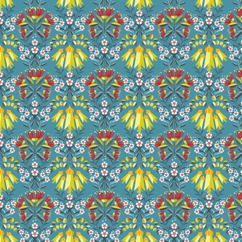 Kiwiana: Native Bloom - Flowers